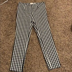 a new day Gingham pants